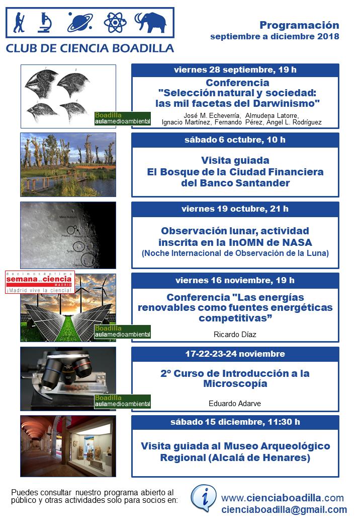 Cuadrante Club Ciencia 2018 09-12